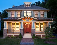 Exterior Craftsman Design Pictures Remodel Decor And Ideas Page 3 Estilo