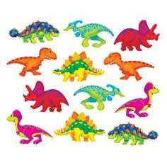 T-38483 Numbers 0-120 Dino-Mite Pals™ Learning Chart Trend Enterprises Inc