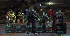 Like on The Sims, I'd always name people after us on X-Com! :D