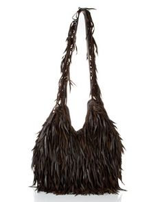 Motif 56 'Rock' Leather Fringe Shoulder Bag also available in black $59.90  http://www.ruelala.com/invite/albacarrico