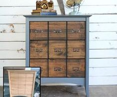 s 15 trash to treasure triumphs that will make you love industrial decor, painted furniture, repurposing upcycling
