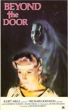 Beyond The Door (1974) Juliet Mills, Gabriele Lavia, Richard Johnson, Nino Segurini, Elizabeth Turner