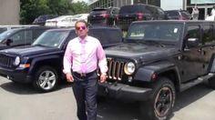 Wrangler, Patriot, Journey, Grand Cherokee, Durango All Lined Up #chrysler #jeep #dodge #bronx