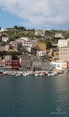 Hydra, Greece. For luxury hotels in Greece visit http://www.mediteranique.com/hotels-greece/