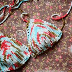 Not sure I'm a fan of this yarn for a bikini top . . . . #crochet #crocheter #crocheters #crochetersofinstagram #crochetaddict #crochetlife #crochetlove #yarn #crochetbikini #crochetswimwear #sacramento #knitting #designsbyphanessa #handmadebyphanessa #handmade #diy #makersgonnamake #yarnporn #vkdtbo #smallbusiness #etsy #maker #yarn #beachlife