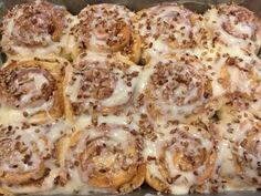 Super Fantastic Cinnamon Rolls (Bread Machine Recipe)
