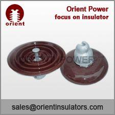 suspension type insulators-Orient Power