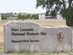 Fort Laramie, Wyoming.