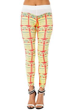 The Bud Legging by O-Mighty