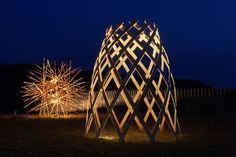 Take a Peek at the Latest Installations from Hello Wood in main architecture  Category