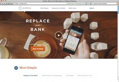 Going through this, it occurs to me that banking is like breweries when it comes to their products.  Like microbreweries, small banks develop products (websites) that are very personal, quirky, and interesting while the big breweries/banks develop sites that are exceptionally bland.  The Financial Brand: 50 Of The Most Spectacular Website Designs In Banking. #banking #web_design