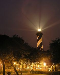 St. Augustine, Florida. We took a ghost tour and visited the old jail and the fountain of youth! It was so much fun.