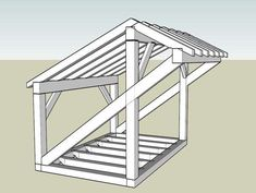Build a shed on a weekend - Plans - - Wood Shed Idea Build a Shed on a Weekend - Our plans include complete step-by-step details. If you are a first time builder trying to figure out how to build a shed, you are in the right place! 8x12 Shed Plans, Small Shed Plans, Wood Shed Plans, Free Shed Plans, Small Sheds, Barn Plans, Firewood Shed, Firewood Storage, Shed Storage