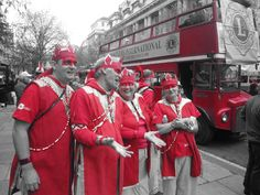 Bloco Fogo @ Lord Mayors Show 2010