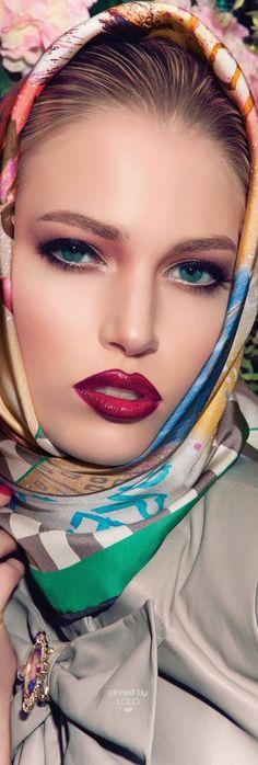 Gorgeous Makeup Gizia Scarves   LOLO❤︎