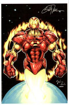 Iron Man - Billy Tucci
