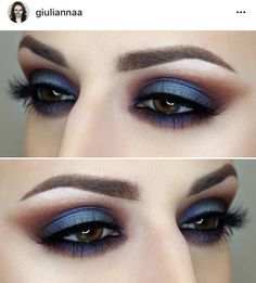 Obsessed with her eyeshadow technique.. found her on IG