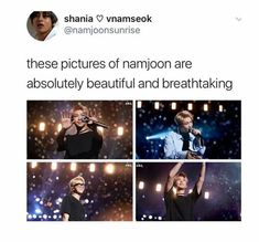 I want to say I'm very proud and grateful to Kim Namjoon. He could've made it to fame by being a solo singer, when he was asked if he wanted to do this he instantly refused, he stayed with the members and made it through success with his hyungs and his dongsaengs❤