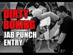 Panantukan Dirty Boxing London | Jab Punch Entry & Body Hook Defence for...