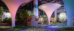 Steinmetz Expo | Individualbau | JARDIN SUISSE Steinmetz, Marina Bay Sands, Designer, Mansions, House Styles, Building, Home Decor, Decoration Home, Manor Houses
