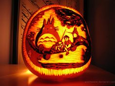 most epic jack-o-lantern in the universe :O