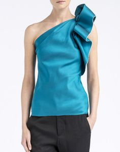 Lanvin Women - RW TO6047 2562 P15 - - Lanvin Online Store - Spring/Summer 15 Women. Worldwide delivery