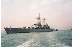 USS Truxtun CGN-35