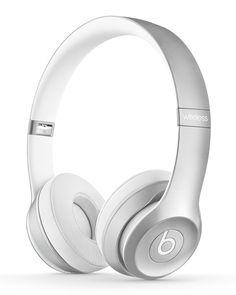 Beats Solo2 Wireless On-Ear Headphones, Gold - Beats by Dr. Dre