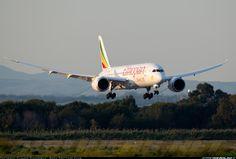 Ethiopian Boeing 787-8 Dreamliner