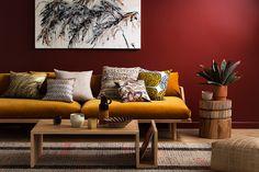 Die 14 besten Bilder von Rote wand | Red walls, Home decor und Diy ...