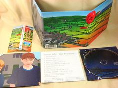 CD/Japan- LEMON JELLY Lost Horizons +1 bonus trk w/OBI RARE GATEFOLD DIGIPAK #DowntempoAmbientElectronica