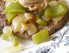 SAUTÉED PEPPERS AND ONIONS - Linda's Low Carb Menus & Recipes