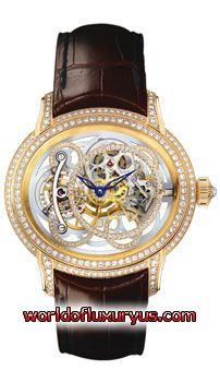 26354OR.ZZ.D088CR.01 - This Audemars Piguet Millenary Chalcedony Unisex Watch, 26354OR.ZZ.D088CR.01 features 45 mm 18K pink gold case, Skeleton dial, Sapphire crystal, Fixed bezel, and a Leather Strap. - See more at: http://www.worldofluxuryus.com/watches/Audemars-Piguet/Millenary/26354OR.ZZ.D088CR.01/62_84_7749.php#sthash.jNUBNVrG.dpuf