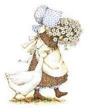 Miss Baptista: Holly Hobbie