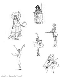 The Youssef Drawing Syllabus: Movement & Form. Volume 1 is