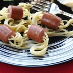 Recipe For  Noodle Weenies