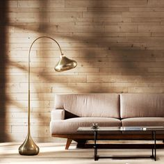 Shop for INK IVY Arlo Gold Floor Lamp. Get free shipping at Overstock.com - Your…