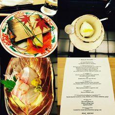 Fantastic lunch today at Roan Kikunoi Kyoto #kaiseki by reubs1