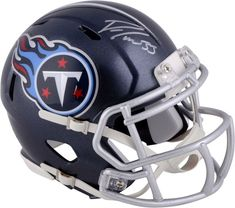ba60fcf20d8 Dion Lewis Tennessee Titans Autographed Riddell Speed Mini Helmet  #FootballHelmet #sportsmemorabilia #autograph