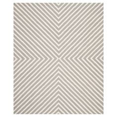 • Wool with a Cotton Backing<br>• Medium Pile<br>• Indoor Use<br><br>Define your space with the Safavieh Harper Textured Area Rug. This striking throw rug has a smart striped pattern and an eye-catching textured finish for a look that flawlessly complements your contemporary style.