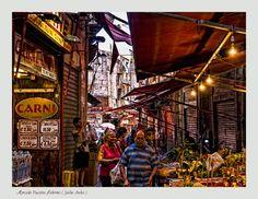 Vucciria es un antiguo mercado de Palermo (Italia) situando en el mandamento de La Loggia. Se extiende entre la Via Roma, la Cala, el Cassaro, a lo largo de la calle Cassari, la plaza del Garraffello, la calle Argenteria nueva, la plaza Caracciolo y la calle Maccheronai - El nombre «Vucciria» procede de bucceria, que a su vez tiene su origen en la palabra frances boucherie, 'carnicería'. Antiguamente se llamaba la Bucciria grande para distinguirlo de los mercados menores.