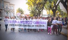 """Con una jornada por la No Violencia, el Municipio se sumó a """"Ni una Menos"""""""