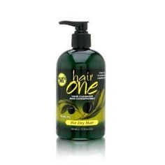 Hair One Cleansing Conditioner W/Olive oil for Dry hair 12 oz (Multi Pack Deal!!! Pack of 3) * Want to know more, click on the image.