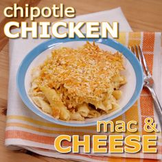 Sunny shares how to make a smoky and spicy version of this cheesy favorite with her Chipotle Chicken Mac & Cheese.