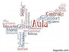 Tagxedo: una altra eina per fer núvols de paraules Tagxedo, Technology Tools, Spanish Class, Check It Out, Word Art, Classroom, Reading, Words, School
