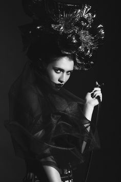 Photographer: Oliver Meyer /  Stylist & Hair: Sayuri Bloom Fashion / Makeup: Gabi Kotecki / Model: Corina
