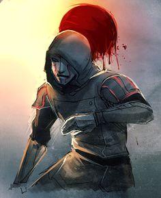 Amon. Art by moni158