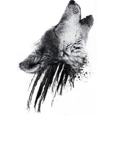 Want this on my left shoulder too, love the tale of two wolves idea