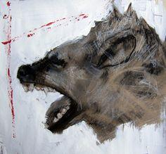 C.Kirk - Hyena 2    wild.