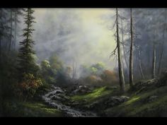 Paint with Kevin Hill - Sunlit Creek - YouTube